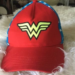Wonderwoman Hat